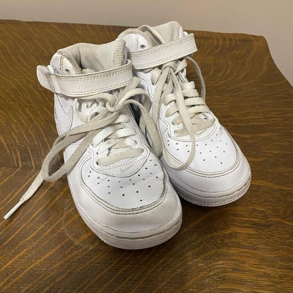 Nike Shoes Air Force 1 Kids High Tops Poshmark